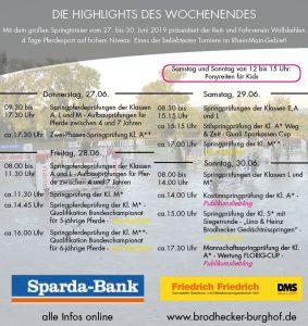 FlyerSpringturnier2019 V14 283x300 - Vorschau: Großes Springturnier des RuF Wolfskehlen