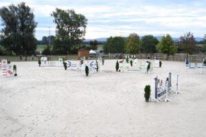DSC 0809 300x200 - Gelungene Kreismeisterschaften auf dem Burghof