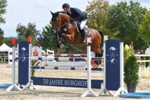 DSC 5913 300x200 - Burghof-Pferde glänzen auf dem Heimturnier